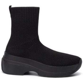 Sko Dame Støvler Vagabond Shoemakers Sprint 2.0 Black Booties Sort