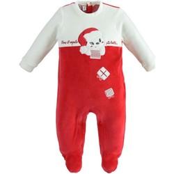 textil Børn Buksedragter / Overalls Ido 41173 Rosso/panna