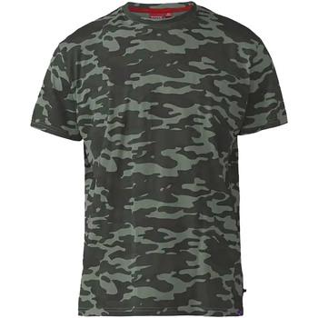 textil Herre T-shirts m. korte ærmer Duke  Jungle