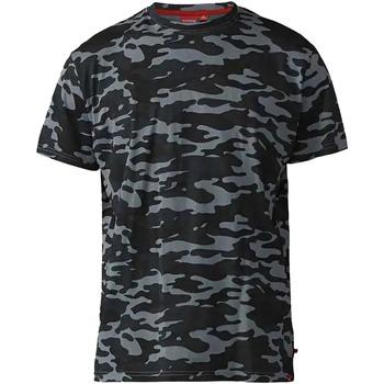 textil Herre T-shirts m. korte ærmer Duke  Storm