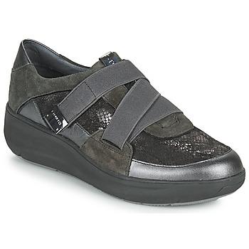Sko Dame Lave sneakers Stonefly ROCK 11 Grå