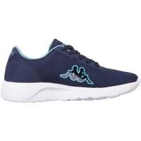Sko Dame Lave sneakers Kappa Tunes W Flåde