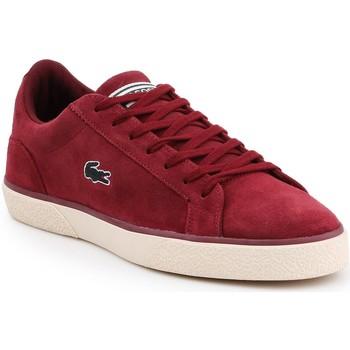 Sko Herre Lave sneakers Lacoste Lerond 319 7-38CMA0051RD3 burgundy
