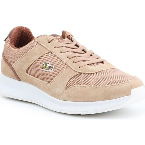 Sko Herre Lave sneakers Lacoste Joggeur 317 3 SPM LT 7-34SPM00174D8 brown