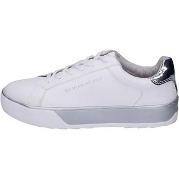 Sko Pige Sneakers Silvian Heach BK491 Hvid