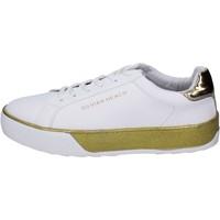 Sko Pige Sneakers Silvian Heach BK492 Hvid
