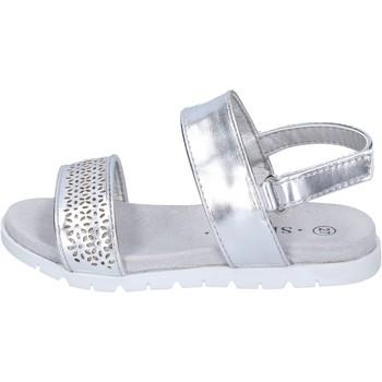 Sko Pige Sandaler Sprox Sandaler BK501 Sølv