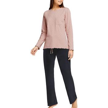 textil Dame Pyjamas / Natskjorte Impetus Woman 8506H94 J81 Pink