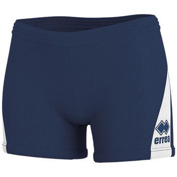 textil Dame Shorts Errea Short femme  kiara marine/blanc