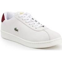Sko Herre Lave sneakers Lacoste Masters Hvid