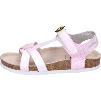 Sko Pige Sandaler Smiley BK512 Pink