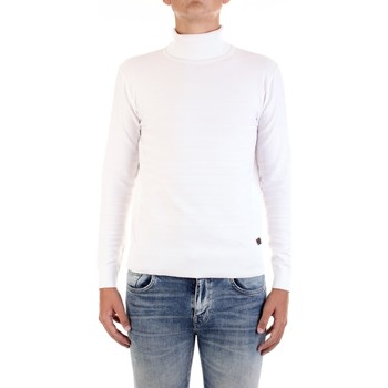 textil Herre Pullovere Yes Zee M836-ME00 Bianco