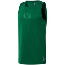 textil Herre Toppe / T-shirts uden ærmer Reebok Sport Les Mills Performance Grøn