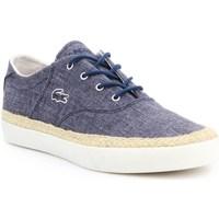 Sko Herre Lave sneakers Lacoste Glendon Espa Blå