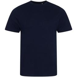 textil Herre T-shirts m. korte ærmer Ecologie EA001 Navy