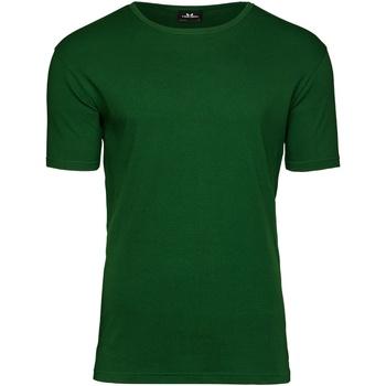 textil Herre T-shirts m. korte ærmer Tee Jays T520 Forest Green