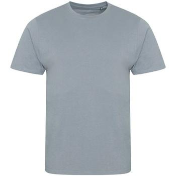 textil Herre T-shirts m. korte ærmer Ecologie EA001 Heather