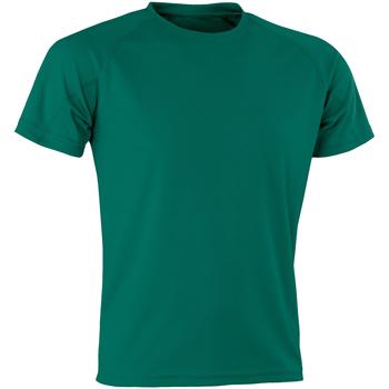 textil Herre T-shirts m. korte ærmer Spiro SR287 Bottle