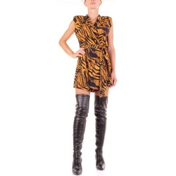 textil Dame Buksedragter / Overalls Vicolo TW0122 Animalier