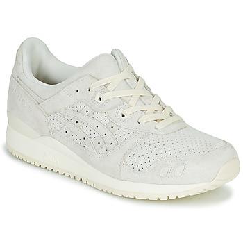 Sko Lave sneakers Asics GEL LYTE III Hvid