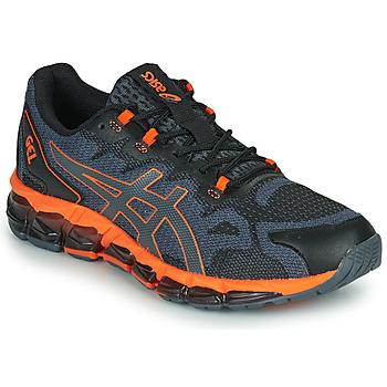 Sko Herre Lave sneakers Asics QUANTUM 360 6 Sort / Grå / Orange