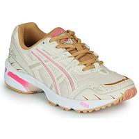 Sko Dame Lave sneakers Asics 1090 Hvid / Pink / Guld