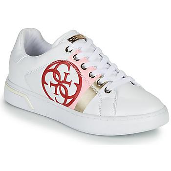Sko Dame Lave sneakers Guess REATA Hvid