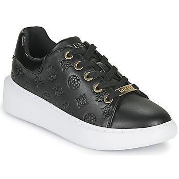 Sko Dame Lave sneakers Guess BRADLY Sort