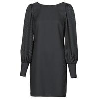 textil Dame Korte kjoler Naf Naf  Sort