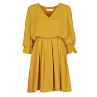 textil Dame Korte kjoler Naf Naf  Gul
