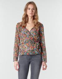 textil Dame Toppe / Bluser Naf Naf  Flerfarvet