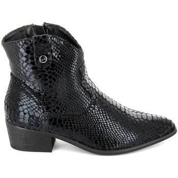Støvler Les Petites Bombes  Boots Anna Noir