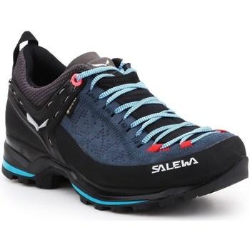Sko Dame Lave sneakers Salewa WS Mtn Trainer 2 Gtx Sort,Flåde