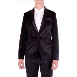 textil Herre Jakker / Blazere Manuel Ritz 2930GR2139-203628 Nero
