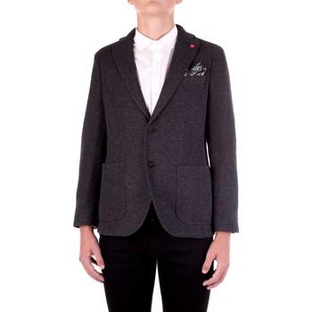 textil Herre Jakker / Blazere Manuel Ritz 2932G2038M-203691 Nero