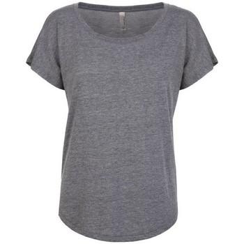 textil Dame T-shirts m. korte ærmer Next Level NX6760 Premium Heather