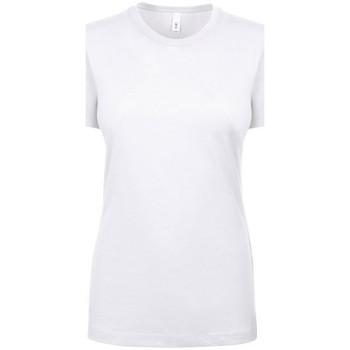 textil Dame T-shirts m. korte ærmer Next Level NX1510 White