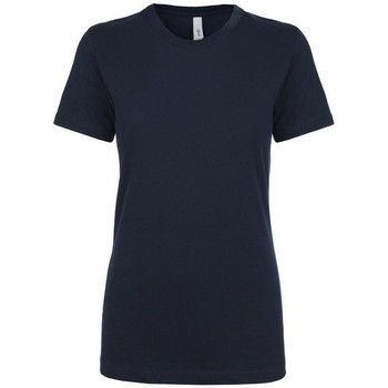 textil Dame T-shirts m. korte ærmer Next Level NX1510 Midnight Navy