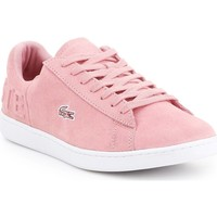 Sko Dame Lave sneakers Lacoste Carnaby EVO 318 4 7-36SPW001213C pink