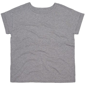 textil Dame T-shirts m. korte ærmer Mantis M193 Heather Marl