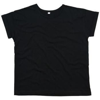 textil Dame T-shirts m. korte ærmer Mantis M193 Black