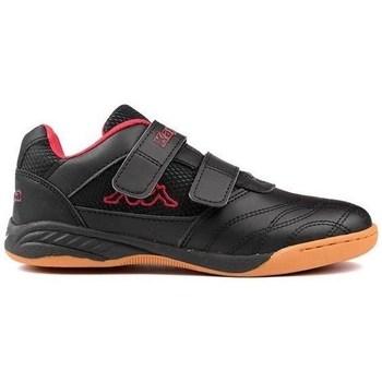 Sko Børn Lave sneakers Kappa Kickoff OC K Sort