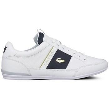 Sko Herre Lave sneakers Lacoste Chaymon Hvid, Sort
