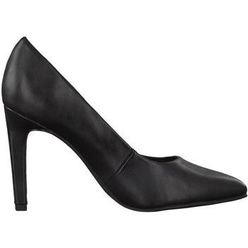 Sko Dame Højhælede sko Marco Tozzi Elegant High Heels Black Sort
