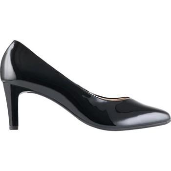 Sko Dame Højhælede sko Högl Starlight Schwarz Sort