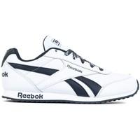 Sko Børn Lave sneakers Reebok Sport Royal Cljog 2 Hvid, Flåde