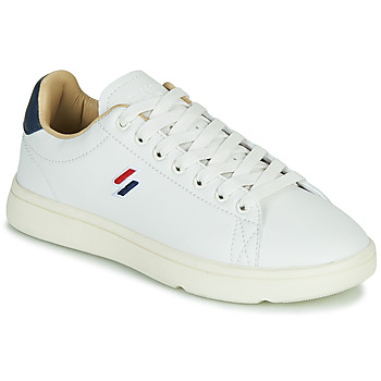 Sko Dame Lave sneakers Superdry VINTAGE TENNIS Hvid