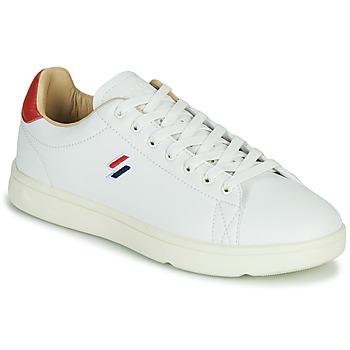 Sko Herre Lave sneakers Superdry VINTAGE TENNIS Hvid