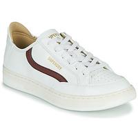Sko Herre Lave sneakers Superdry BASKET LUX LOW TRAINER Hvid