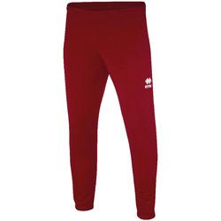 textil Træningsbukser Errea Pantalon  nevis 3.0 bordeaux